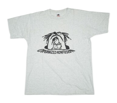View 10. Thumbnail of Lot 75.  [PRINCE PAUL]   Collection of 15 Vintage Hip Hop T-Shirts from Paul's personal collection.