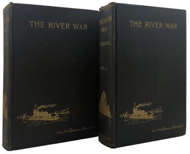 Winston S. Churchill | The River War... London: Longmans, Green and Co., 1899