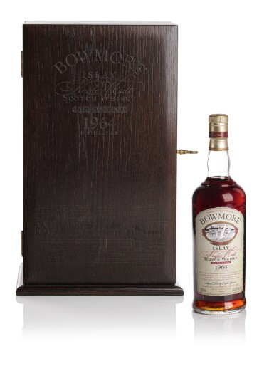 View 4. Thumbnail of Lot 315. BOWMORE 38 YEAR OLD OLOROSO CASK 42.9 ABV 1964   .