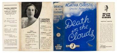 View 3. Thumbnail of Lot 48. Agatha Christie   Death in the Clouds, 1935.
