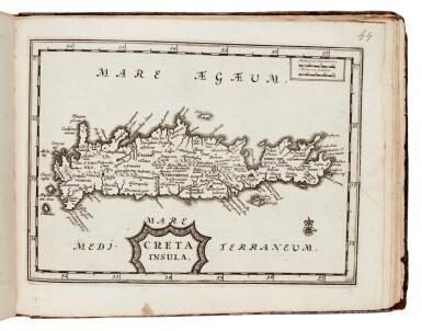 View 2. Thumbnail of Lot 35. Pieter van der Aa | Veteris orbis tabulae geographicae, [1714].