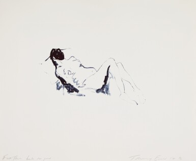 TRACEY EMIN | FURTHER BACK TO YOU