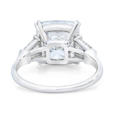 View 3. Thumbnail of Lot 11. Diamond Ring.