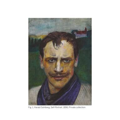 View 3. Thumbnail of Lot 15. HARALD SOHLBERG | Modne Jorder (Ripe Fields).
