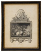 A COLLECTION OF NINE FRAMED WORKS RELATING TO ADMIRAL LORD NELSON AND BRITISH MARITIME HISTORY