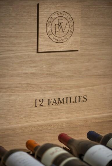 View 4. Thumbnail of Lot 1. The Primum Familiae Vini 2020 Limited Edition Case & Passport (12 BT).