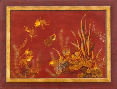 View 2. Thumbnail of Lot 4537. Goldfish of Abundance   金玉滿堂.