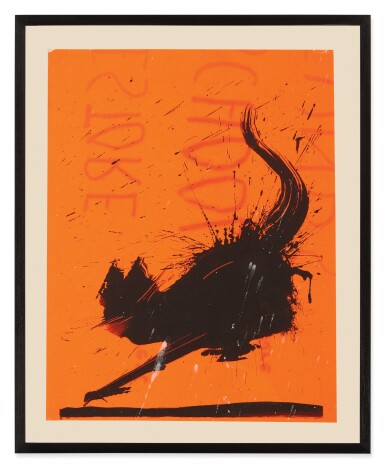 RICHARD  HAMBLETON | SHADOW CAT