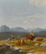 Auf der Alm (On the Alpine Pasture)
