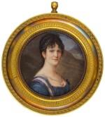 GUILLERMO DUCKER | PORTRAIT OF QUEEN MARIA-LOUISA OF SPAIN, NÉE BOURBON-PARMA