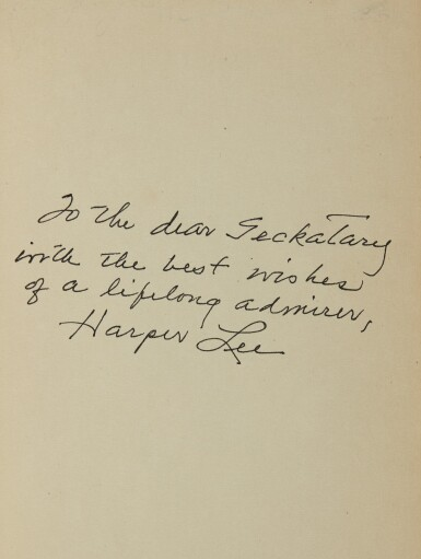 """View 1. Thumbnail of Lot 146. LEE, HARPER 