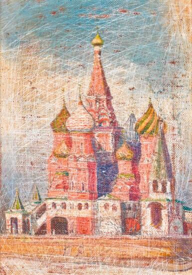 NIKAS SAFRONOV   Saint Basil's Cathedral