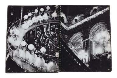 View 5. Thumbnail of Lot 63. (book) Paris de Nuit, 1932.