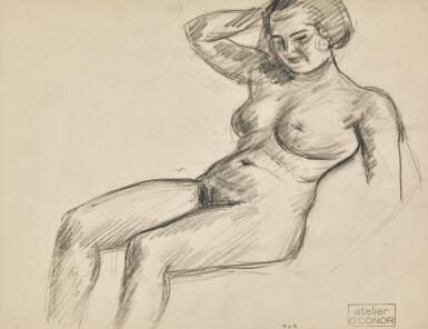 RODERIC O'CONOR | RECLINING NUDE
