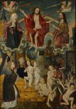 SCHOOL OF COLOGNE, CIRCA 1500 | The Last Judgement