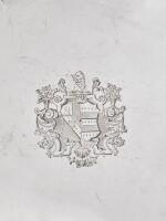A GEORGE II SILVER STRAWBERRY DISH, ELIZABETH BUTEUX, LONDON, 1731