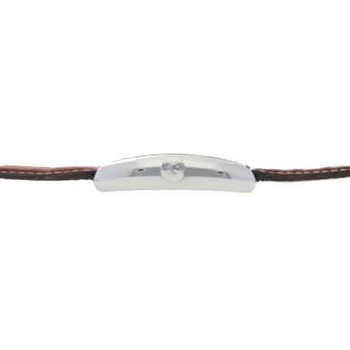 View 5. Thumbnail of Lot 545. Casablanca, Ref. 5850 Stainless steel wristwatch Circa 2002   Franck Muller 5850型號「Casablanca」精鋼腕錶,年份約2002.