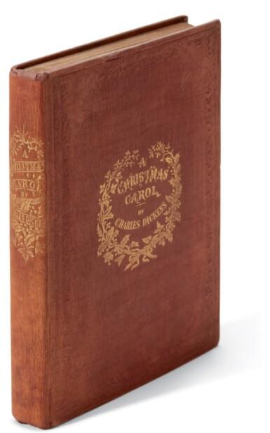 Dickens, A Christmas Carol, 1844, sixth edition