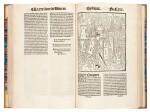 Vincent of Beauvais, Le cinquiesme volume... Miroir historial, Paris, 1531, later half vellum