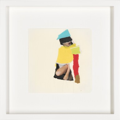 View 28. Thumbnail of Lot 801. DEBORAH ROBERTS | THE HISTORY OF EVERYTHING, PART THREE.