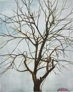 Zhang Enli 張恩利 | Tree in Winter 1 冬天的樹 1
