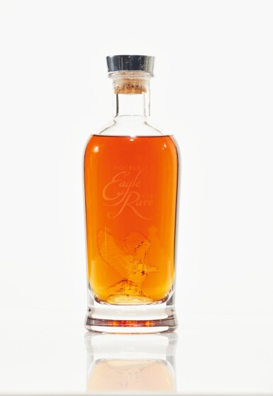 View 2. Thumbnail of Lot 67. Double Eagle Very Rare Bourbon 45.0 abv NV (1 BT75cl).