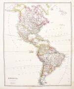 Arrowsmith   The London Atlas, 1858
