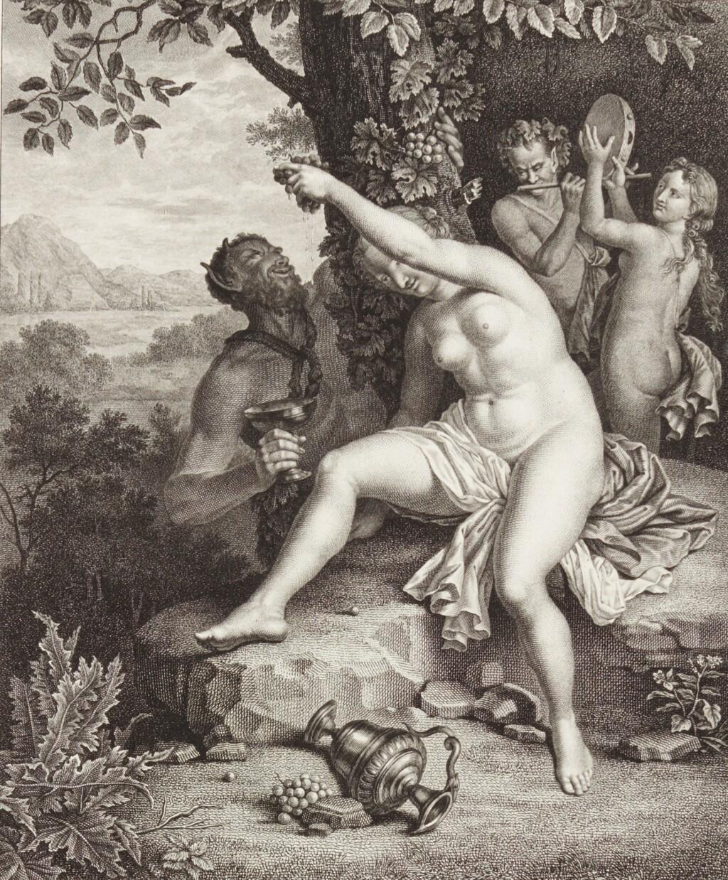 FONTENAI, LOUIS ABEL DE BONAFOUS, ABBÉ DE | GALERIE DU PALAIS ROYAL. PARIS, 1786-1808, 3 VOLUMES