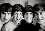 NORMAN PARKINSON | The Beatles, Russell Square, 1963, silver print, signed, titled, dated, numbered 8/21
