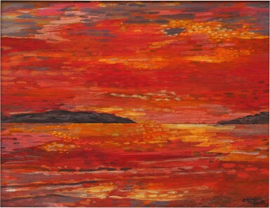View 1. Thumbnail of Lot 4548. Sunset in Sanur | 沙努爾的日落     .