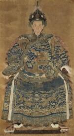 Portrait of an Emperor