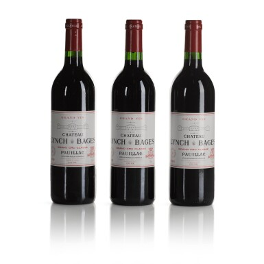 View 1. Thumbnail of Lot 273. Château Lynch Bages 1989  (12 BT).