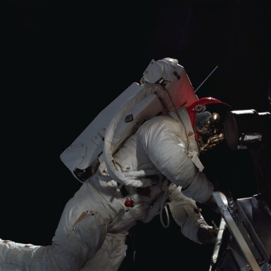 View 1. Thumbnail of Lot 10. Private Virtual Conversation with Apollo 9 Astronaut Russell Schweickart.