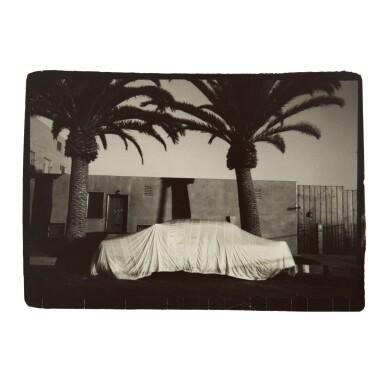 ROBERT FRANK  | 'LONG BEACH, CALIF.' (COVERED CAR)