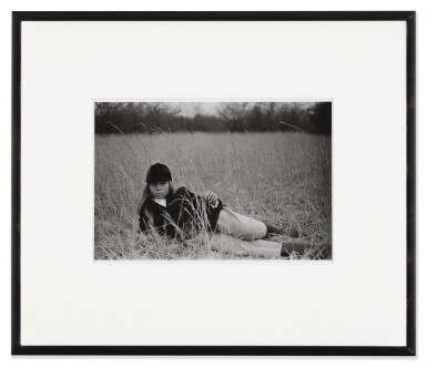 View 2. Thumbnail of Lot 101. DIANE ARBUS | PENELOPE TREE IN THE GRASS.