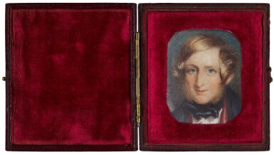 View 1. Thumbnail of Lot 210. Portrait of John Ruskin (1819-1900).