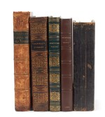 Turkey and Greece | 5 volumes, Chandler, Dallaway Griffiths and Walpole