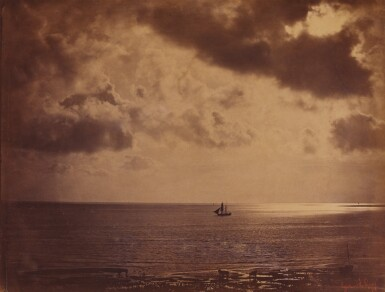 GUSTAVE LE GRAY | The Brig, 1856