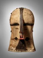 Luba Mask, Democratic Republic of the Congo