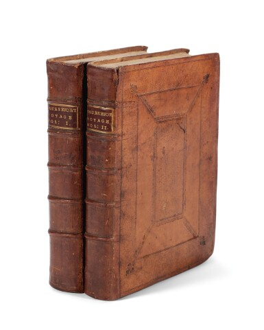 Tournefort | A voyage into the Levant, 1718, 2 volumes
