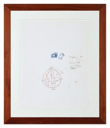 View 2. Thumbnail of Lot 55. JEAN-MICHEL BASQUIAT | ZENITH.