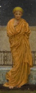ALBERT JOSEPH MOORE, A.R.W.S. | STARS
