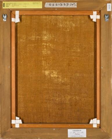 View 3. Thumbnail of Lot 16. FELIX NUSSBAUM | BILDNIS EINES KARABINIERE (PORTRAIT OF A CARABINIERE)             .