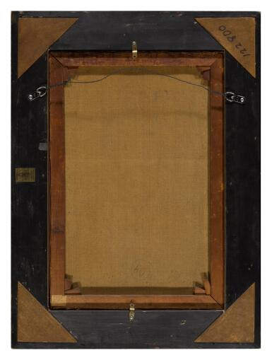 View 3. Thumbnail of Lot 54. Bildnis eines Türken (Portrait of a Turk).