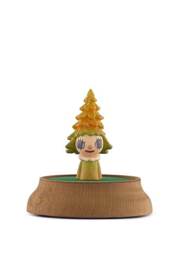 View 2. Thumbnail of Lot 9001.  奈良美智 Yoshitomo Nara | 小森子 Mini Mori Girl.
