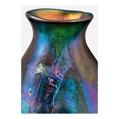"""View 2. Thumbnail of Lot 1. """"Cypriote"""" Vase."""
