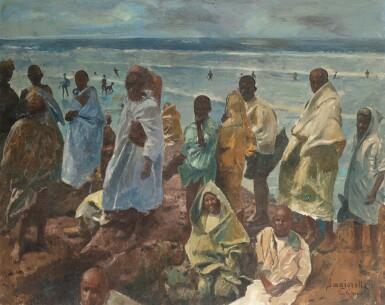 JACQUES MAJORELLE | MOUSSEM IN MOULA DOUREIN, ESSAOUIRA (MOROCCO)