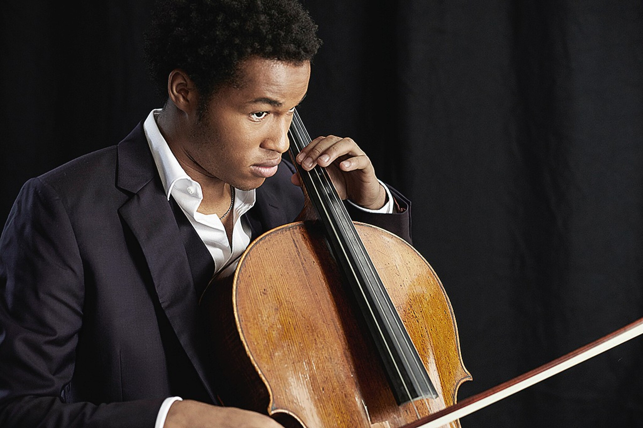 View full screen - View 1 of Lot 21. Virtual Conversation and Concert with Sheku Kanneh-Mason.