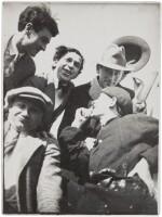 T. LUX FEININGER   THE BAUHAUS BAND (HEINRICH KOCH, HERMANN CLEMENS RÖSELER, WERNER JACKSON, ALEXANDER 'XANTI' SCHAWINSKY, MARCEL BREUER)