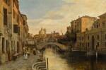 Rio del Ognissanti, Venice